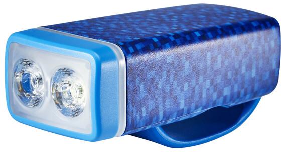 Knog POP ii Frontlicht weiße LED dark blue